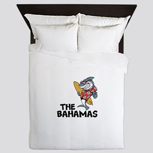 The Bahamas Queen Duvet