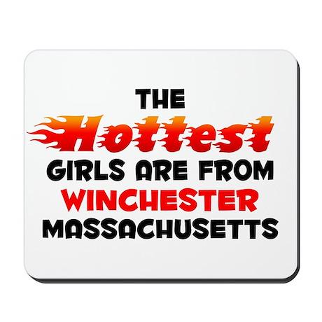 Hot Girls: Winchester, MA Mousepad