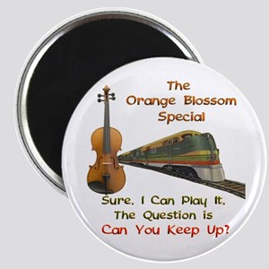 Orange Blossom Special--Keep Magnet