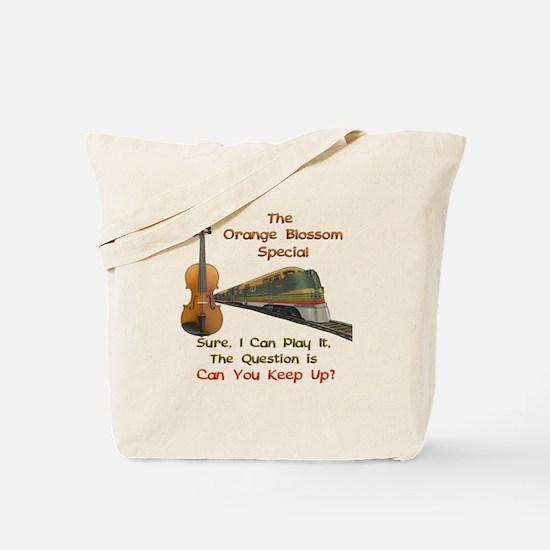Orange Blossom Special--Keep Tote Bag