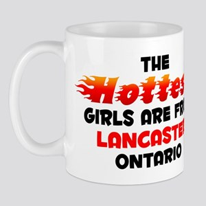 Hot Girls: Lancaster, ON Mug