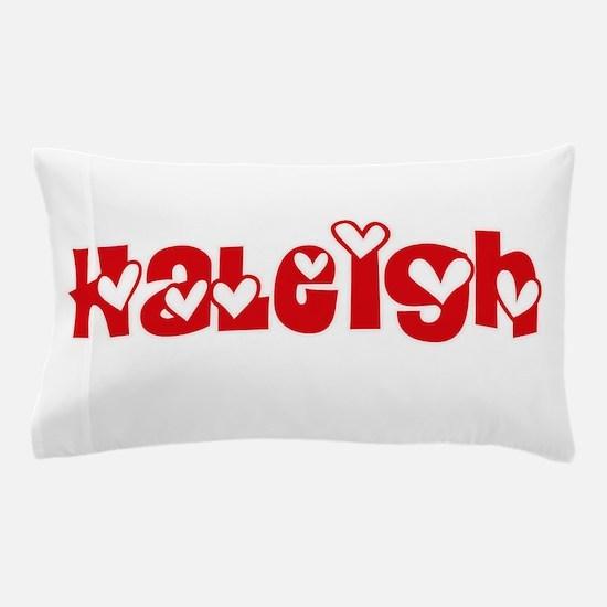 Haleigh Love Design Pillow Case
