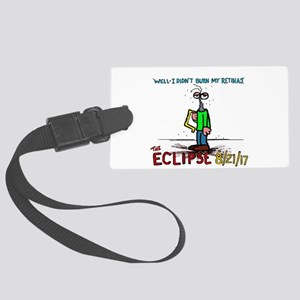 eclipse Large Luggage Tag