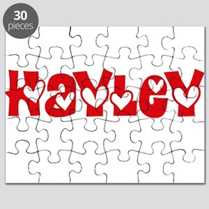 Hayley Love Design Puzzle