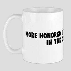 More honored in the breach th Mug
