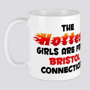 Hot Girls: Bristol, CT Mug