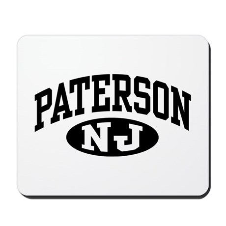 Paterson New Jersey Mousepad