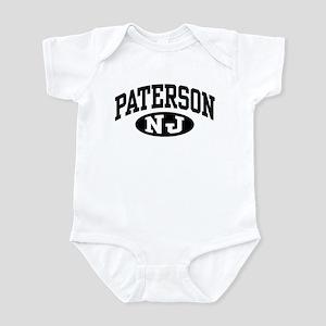 Paterson New Jersey Infant Bodysuit