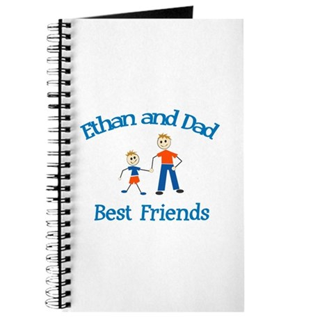 Ethan & Dad - Best Friends Journal