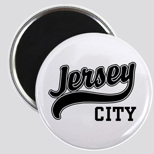 Jersey City New Jersey Magnet
