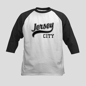 Jersey City New Jersey Kids Baseball Jersey