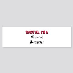 Trust Me I'm a Chartered Accountant Sticker (Bumpe