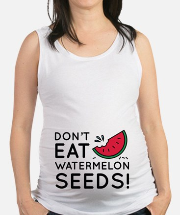 Watermelon Seeds Tank Top