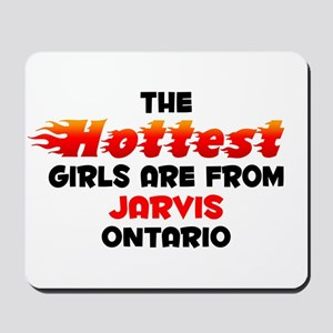 Hot Girls: Jarvis, ON Mousepad