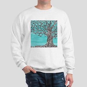 Decorative Tree Sweatshirt