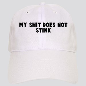My shit does not stink Cap