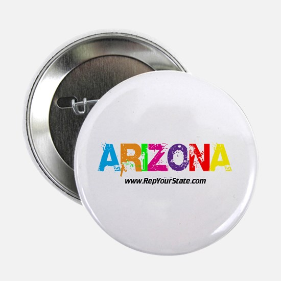 "Colorful Arizona 2.25"" Button"