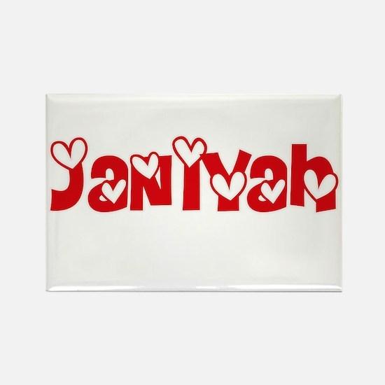 Janiyah Love Design Magnets