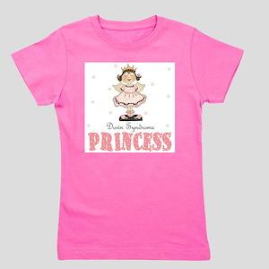 Down Syndrome Princess Baby T-Shirt