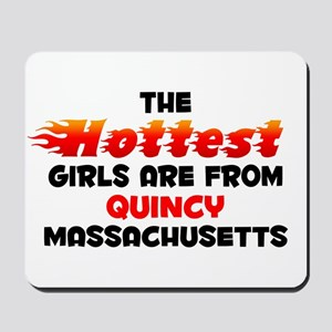 Hot Girls: Quincy, MA Mousepad