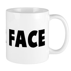 Poker face Mug