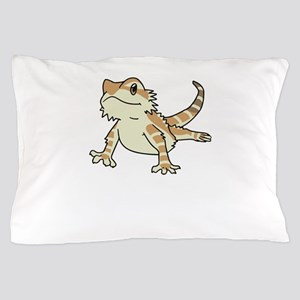 Sorry My Bearded Dragon Ate My Homewor Pillow Case