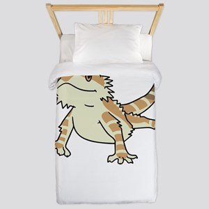 Sorry My Bearded Dragon Ate My Ho Twin Duvet Cover
