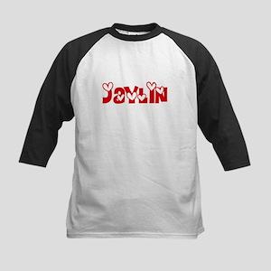 Jaylin Love Design Baseball Jersey