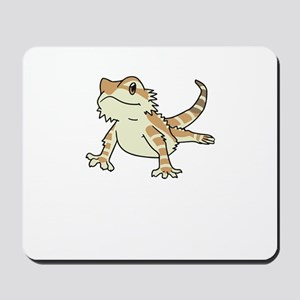 Sorry My Bearded Dragon Ate My Homework Mousepad