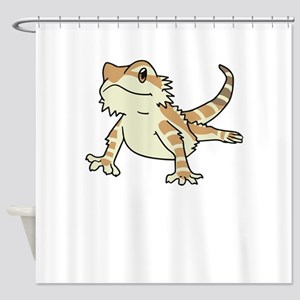 Sorry My Bearded Dragon Ate My Home Shower Curtain