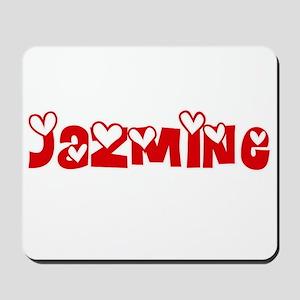 Jazmine Love Design Mousepad
