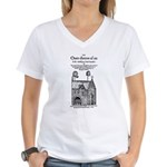 Irish Rebel Women's V-Neck T-Shirt