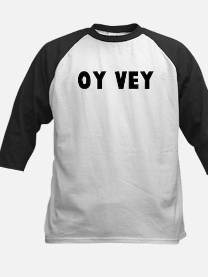 Oy vey Kids Baseball Jersey
