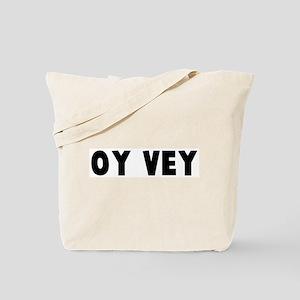 Oy vey Tote Bag