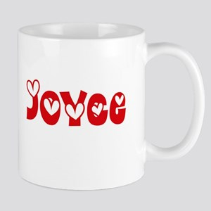 Joyce Love Design Mugs