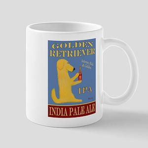 Golden Retriever IPA Mug