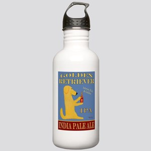Golden Retriever IPA Stainless Water Bottle 1.0L