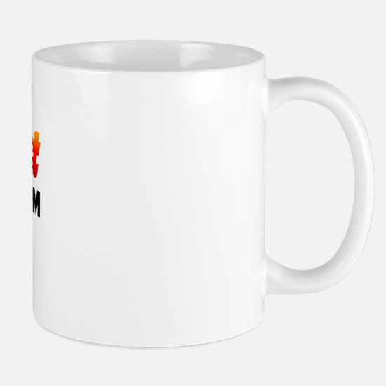 Hot Girls: Carson, VA Mug