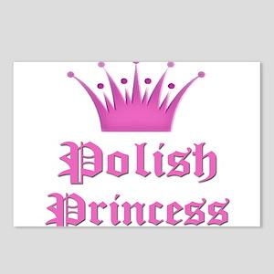 Polish Princess Postcards (Package of 8)