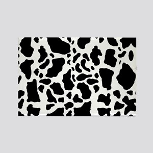 Cow Print Pattern Magnets
