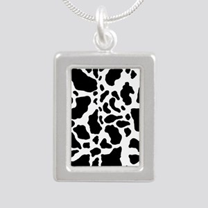Cow Print Pattern Necklaces