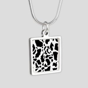 Cow Print Pattern Necklaces