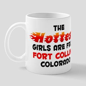 Hot Girls: Fort Collins, CO Mug