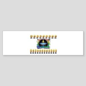 Unitarian Universalist 13 Merchandi Bumper Sticker