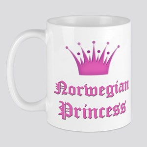 Norwegian Princess Mug