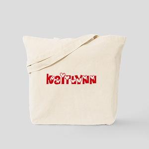 Kaitlynn Love Design Tote Bag