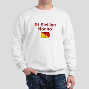#1 Sicilian Nonno Sweatshirt