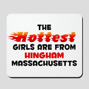 Hot Girls: Hingham, MA Mousepad