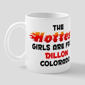 Hot Girls: Dillon, CO Mug