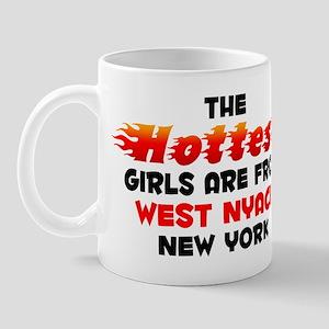 Hot Girls: West Nyack, NY Mug